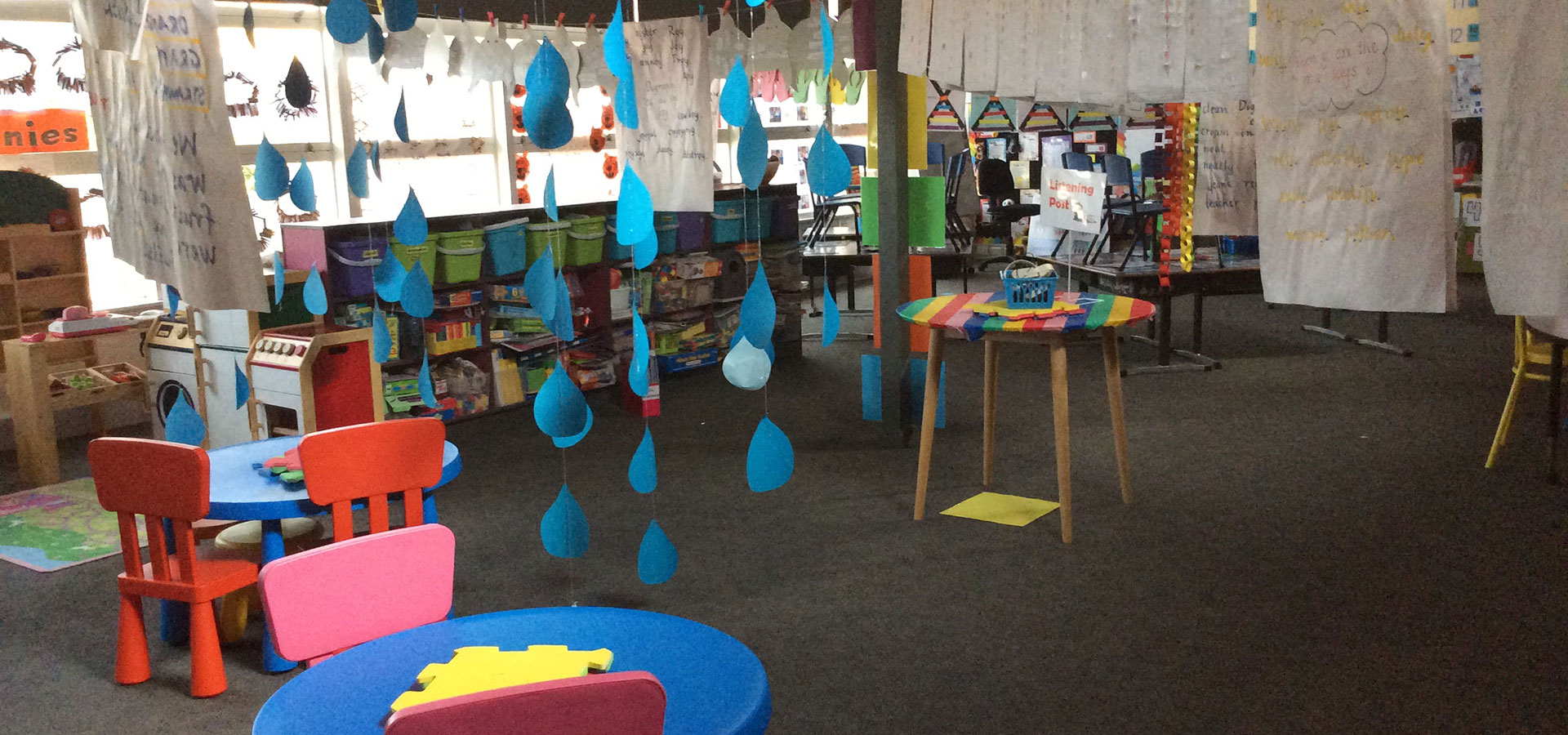 Stawell West PS Facilities