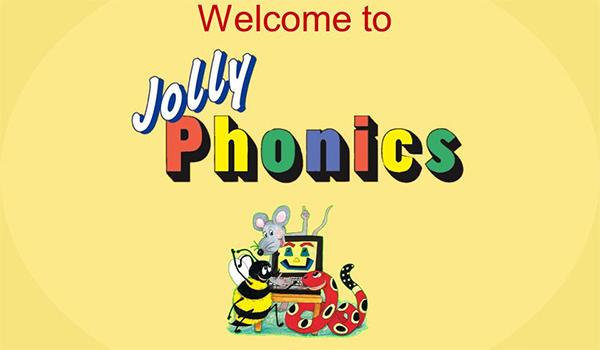 Jolly Phonics photo
