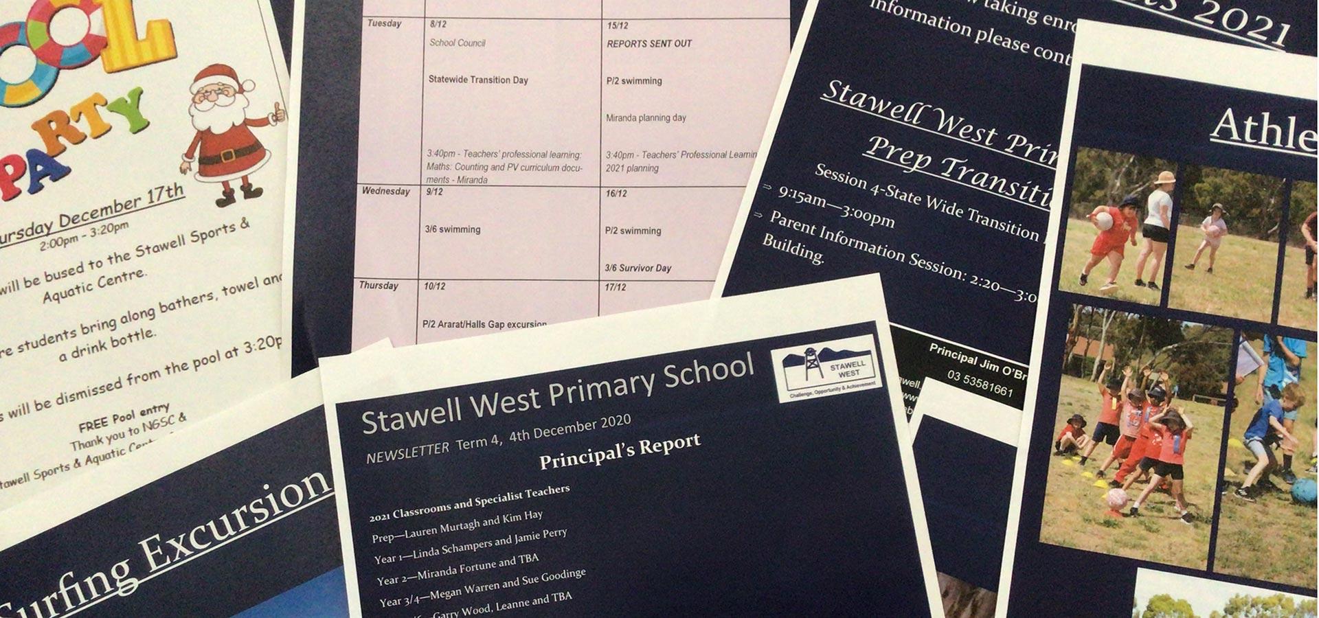 SWPS Newsletter image